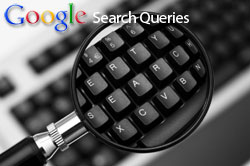 Google search queries voor linkbuilding